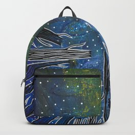 Excuse Me While I Kiss the Sky Backpack