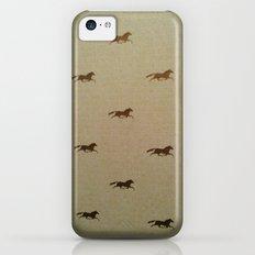 Horse Print Slim Case iPhone 5c