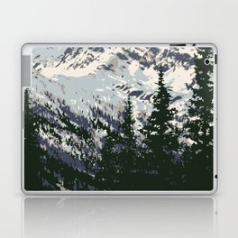Glacier National Park Laptop & iPad Skin