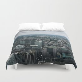 6IX views Duvet Cover