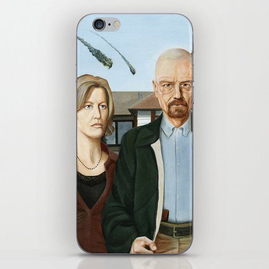 The Heisenbergs iPhone & iPod Skin