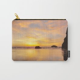 The Cliff At Moonstone Carry-All Pouch