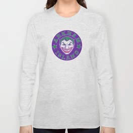 Arkham Island Long Sleeve T-shirt