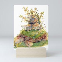 Potion Shop Tortoise Mini Art Print