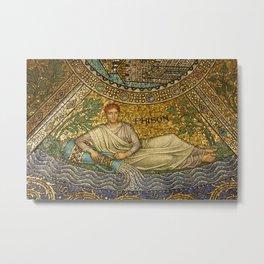 Wall Mosaic - Phison Metal Print