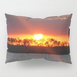 SUNSET AT GLADE LAKE Pillow Sham