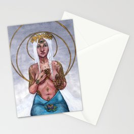 Surya Mudra Stationery Cards