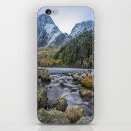 Tryfan  iPhone Skin