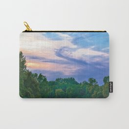 Little Racoon River Carry-All Pouch