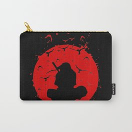 uchiha Itachi shadow Carry-All Pouch
