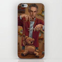 Becoming a Real Bear iPhone Skin