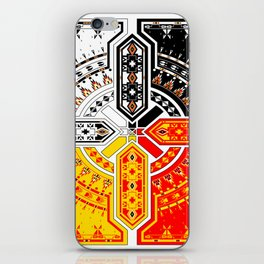 The Four Directions iPhone Skin