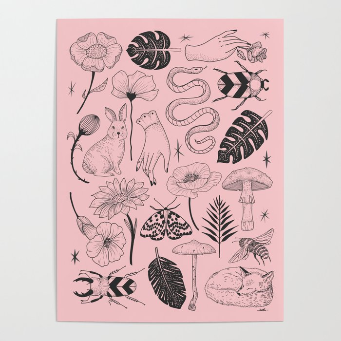 NATURE Poster