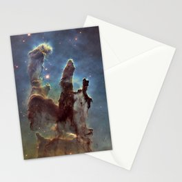 The Pillars of Creation Stationery Cards