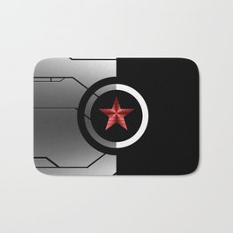 Winter Soldier Bath Mat