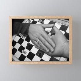 ENGAGED Framed Mini Art Print