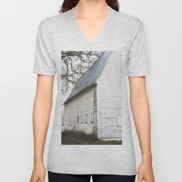 Old Barn Unisex V-Neck