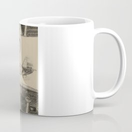 Spirit of St. Louis, 1927 Coffee Mug