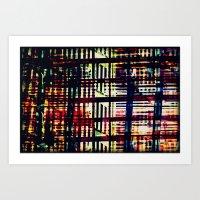 Multi Art Print