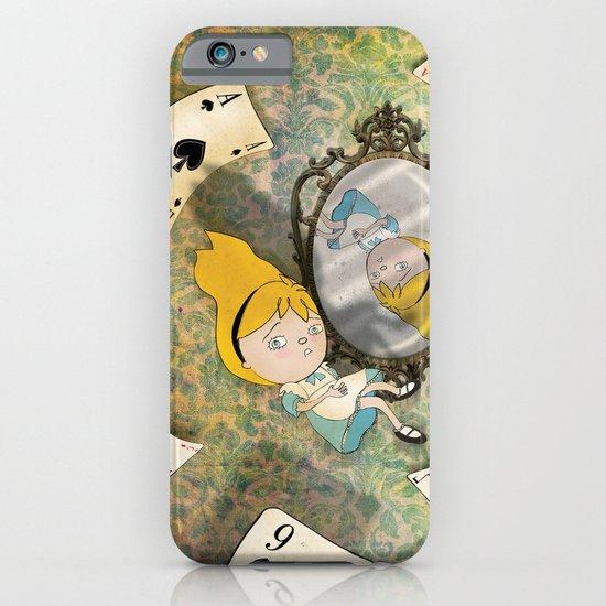 falling down iPhone & iPod Case