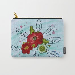 Roses VII Carry-All Pouch