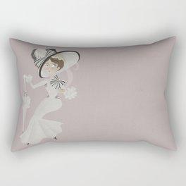 My Fair Lady Rectangular Pillow
