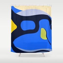 Tropical Fish 5 Shower Curtain