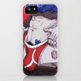 KNUCKLES BOY II iPhone Case