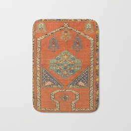 "16-17th Century ""Bellini"" Turkish Textile Bath Mat"
