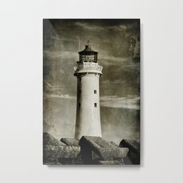 The Old Guard Metal Print