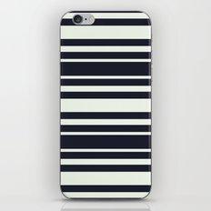 Tisker Black & White iPhone & iPod Skin