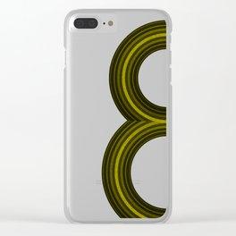 Infinite 8 Clear iPhone Case