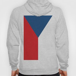 Flag of Czech Republic Hoody