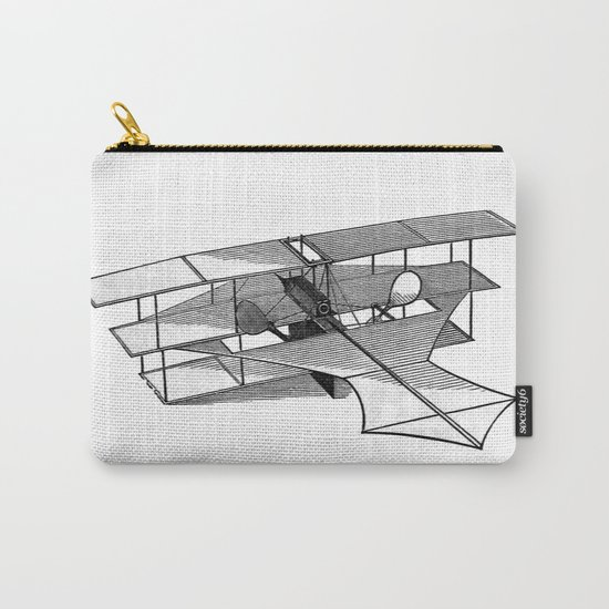 Aeroplane Carry-All Pouch