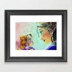 Strongest Love Framed Art Print