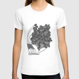 Sail Abstract T-shirt