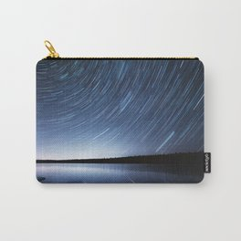 Rotational Lapse Carry-All Pouch