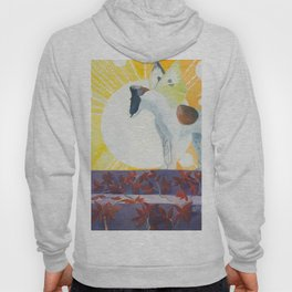 Going to the light Hoody