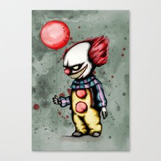 Penny Wise Canvas Print