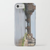 florence iPhone & iPod Cases featuring Florence by Dreamanda