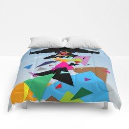 BOMB DROPS Comforters