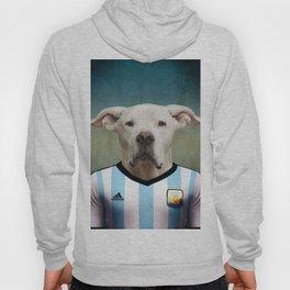Worldcup 2014 : Argentine - Dogo argentino Hoody