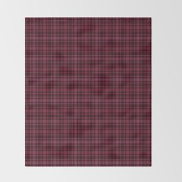 Beautiful plaid 3 Throw Blanket