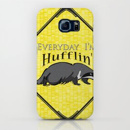 Every Day I'm Hufflin' iPhone Case