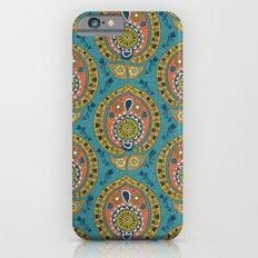 safa blue iPhone 6s Slim Case