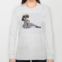 Beeldje - Maria DeVet Long Sleeve T-shirt