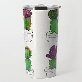 Cactus Party Travel Mug