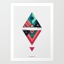 Arrow 04 Art Print