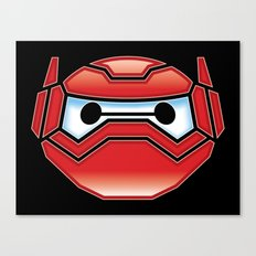 Robot in Disguise Canvas Print