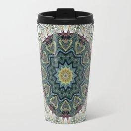 Dug Up Mandala 2 Travel Mug